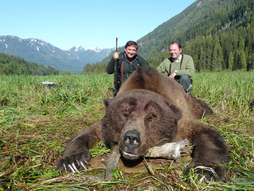 Coastal Grizzly Bear Hunting Guides Amp Outfitter North